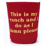 All the Way with LBJ Ranch Can Cooler