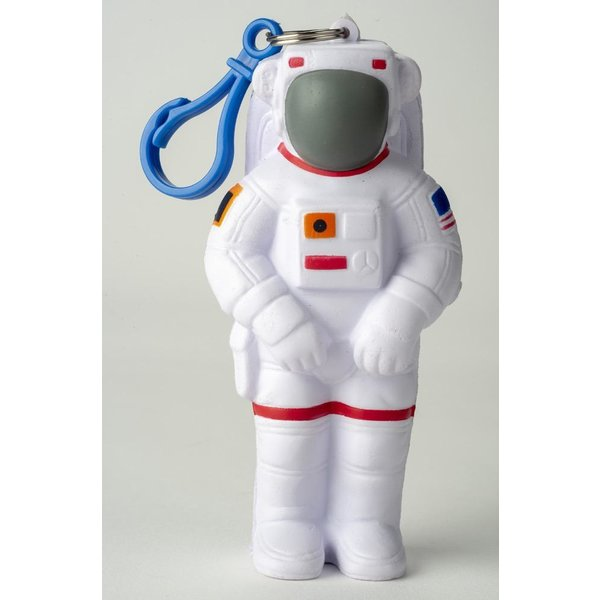Just for Kids Astronaut Zipper Pull