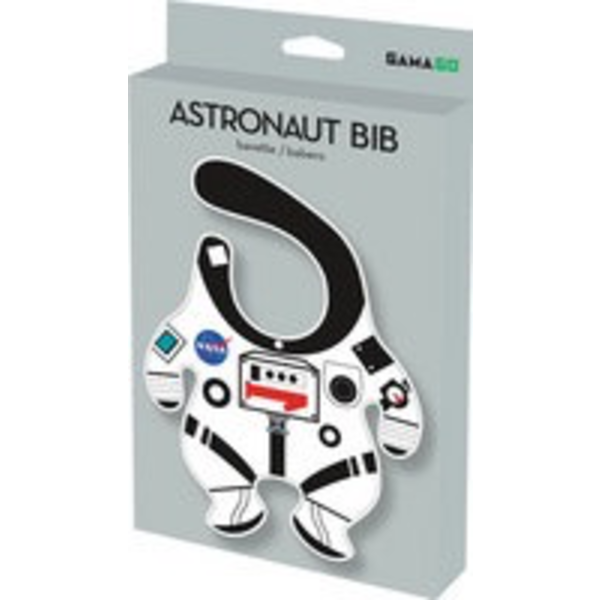 Just for Kids Astronaut Baby Bib