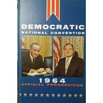 All the Way with LBJ 1964 Democratic National Convention - Official Proceedings