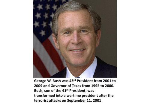 George W. Bush Items