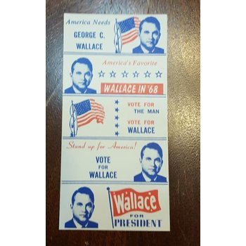 George Wallace Flyer