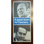 Gerald Ford Campaign Pamphlets