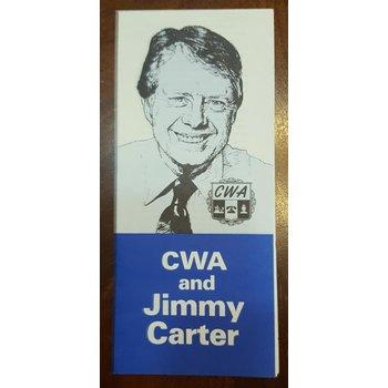 Set of 2 Jimmy Carter Campaign Pamphlets
