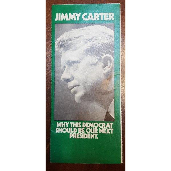 Jimmy Carter Campaign Pamphlet