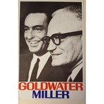 GOLDWATER MILLER POSTER
