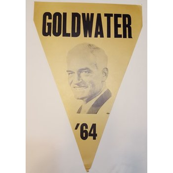 Barry Goldwater Triangular Poster