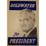 Goldwater for President Sign