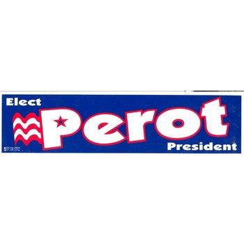 Elect Perot Bumper Sticker
