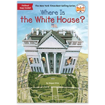 Just for Kids Where Is The White House? by Megan Stine PB