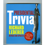 Presidential Trivia, 3rd Edition by Richard Lederer PB
