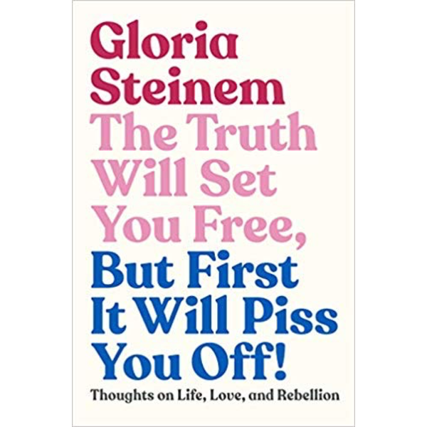 Sale-The Truth Will Set You Free…by Gloria Steinem HB