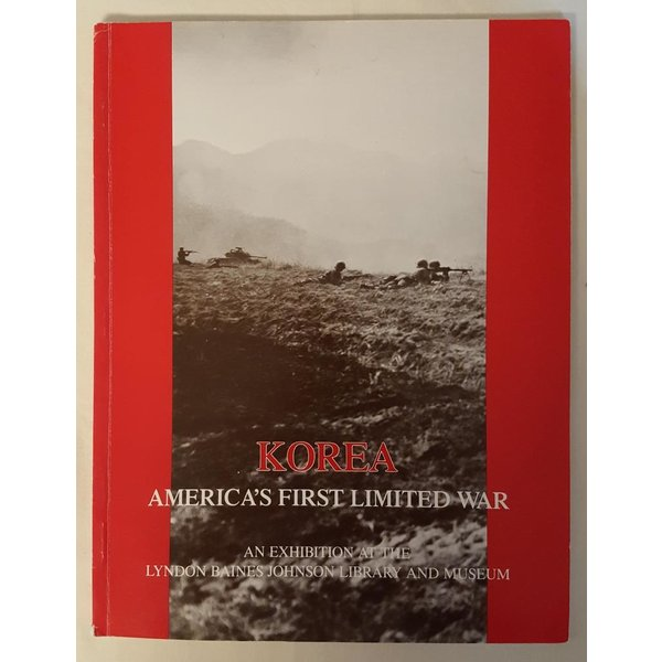 Korea: America's First Limited War - Exhibition Guide PB