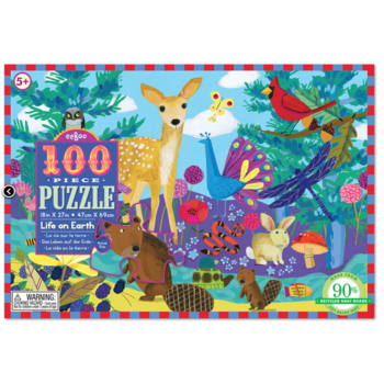 Just for Kids Life on Earth 100pc Puzzle