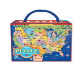 Just for Kids USA Map 20pc Puzzle