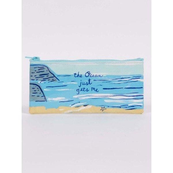 Lady Bird The Ocean Pencil Case