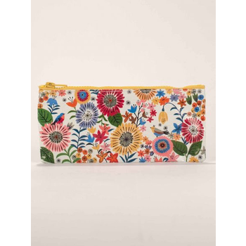 Lady Bird Flower Field Pencil Case