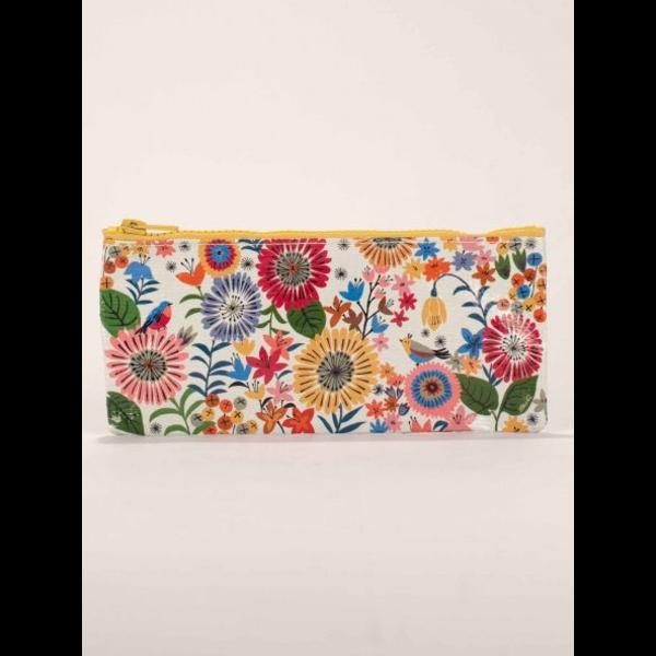 Lady Bird Flower Field Pencil Case