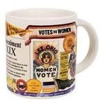 Civil Rights 19th Amendment Mug