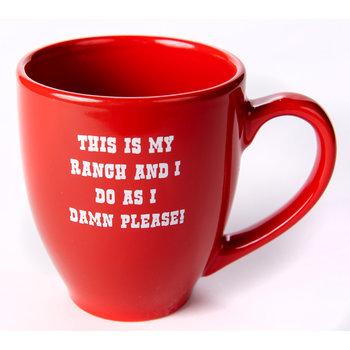 All the Way with LBJ Ranch 15oz Mug