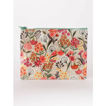 Lady Bird Dandelion Zipper Pouch