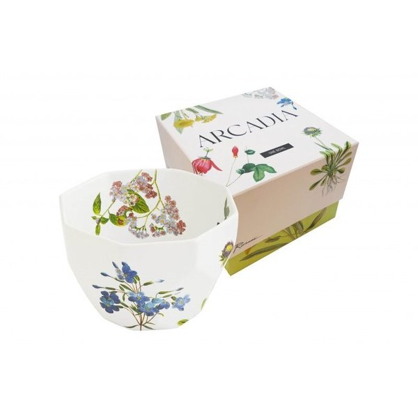 Lady Bird Arcadia Octagon Bowl boxed