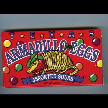 Austin & Texas ARMADILLO EGGS
