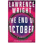 The End of October by Lawrence Wright -Signed HB