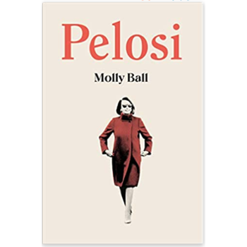 Pelosi by Molly Ball HB