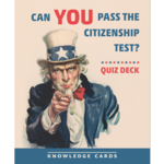 Can You Pass The Citizenship Test? Quiz Deck