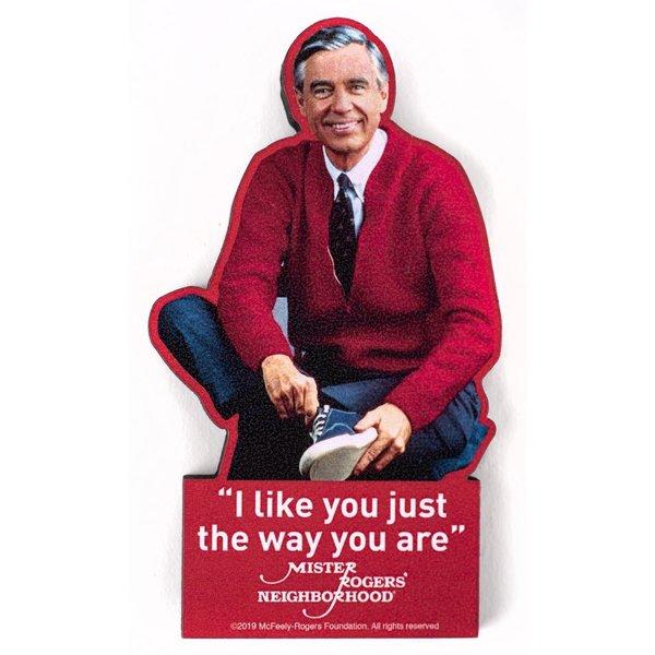 Mister Rogers I Like You Magnet
