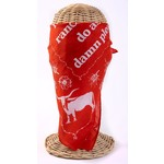 All the Way with LBJ This Is My Ranch Red Bandana