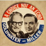 A Choice Not An Echo Campaign Button