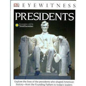 Presidents by DK Eyewitness PB