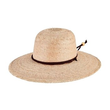 Lady Bird sale-Palm Braid Garden Hat Natural or Tobacco