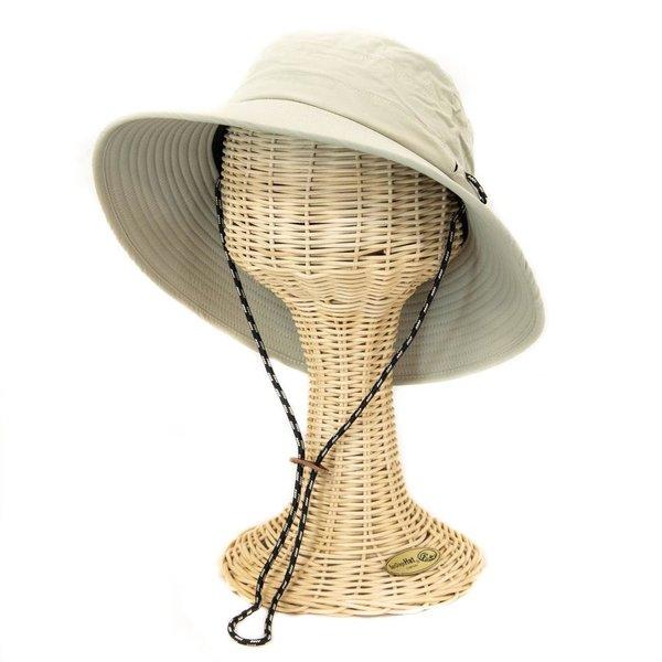 Lady Bird sale-Men's Wide Brim Outdoor Hat Grey
