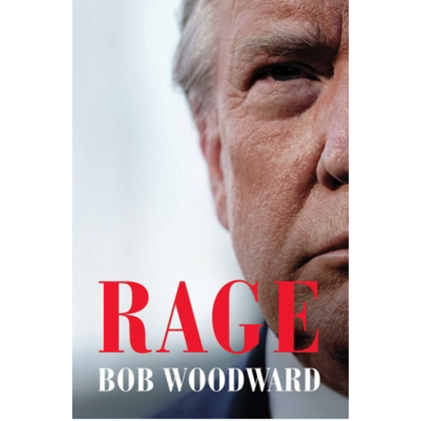 Rage by Bob Woodward HB