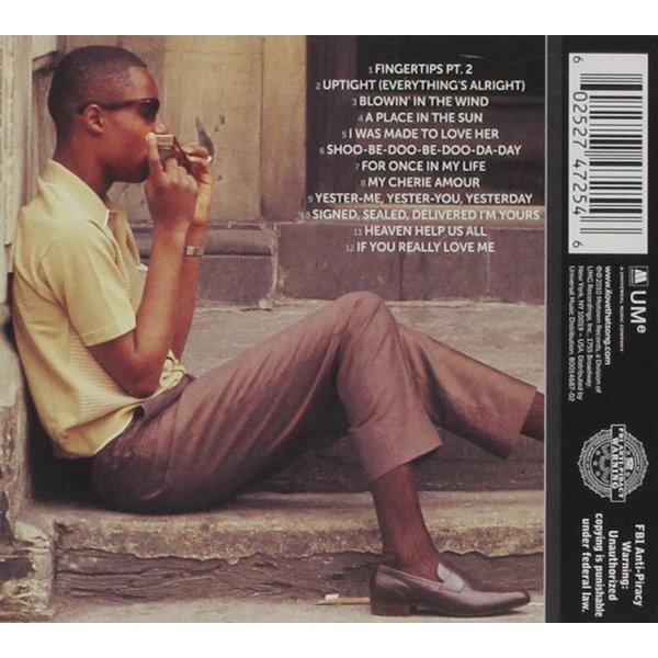 Sale sale-Stevie Wonder ICON CD