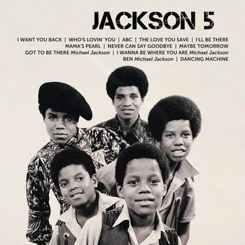 Sale sale-Jackson 5 ICON CD
