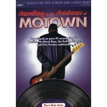 Sale sale-Standing in the Shadows of Motown DVD