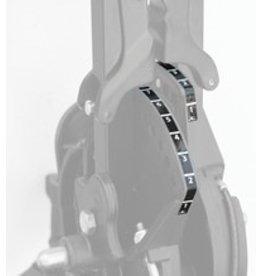 Hobie Hobie Pedal Adjustment Decal