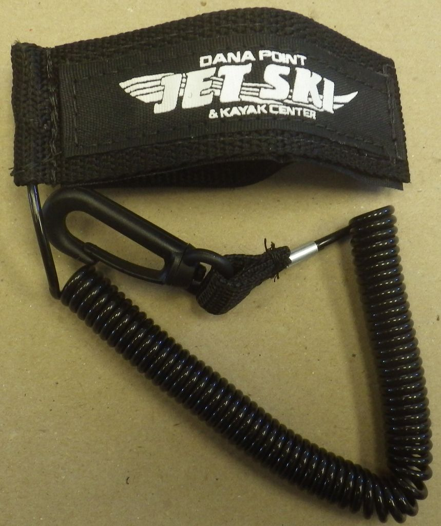 Watersports Warehouse Ultralite Coil Paddle Leash