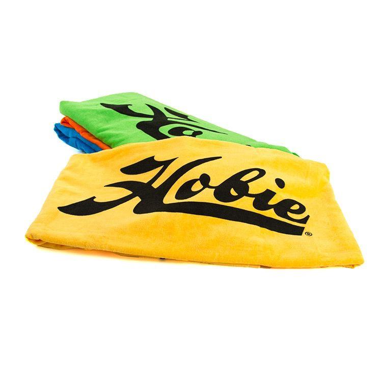 "Hobie Hobie Beach Towel, Yellow, 35x60"""