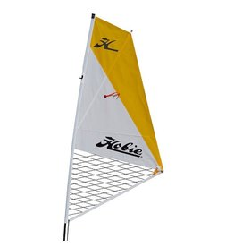 Hobie Hobie Sail Kit for Hobie inflatable Kayaks (ex. i11S) Papaya over White
