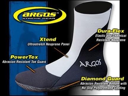 Argos Argos Stealth Booties 2mm & 4mm
