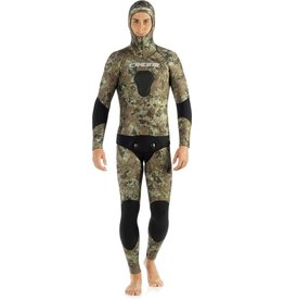 Cressi Cressi Technica Two Piece Mimetic 5MM Wetsuit
