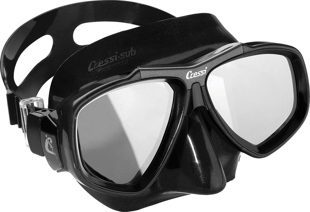 Cressi Cressi Focus Black Mask