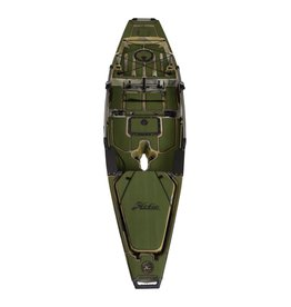 Hobie Hobie Mat Kit for Hobie Pro Angler 14 - Green/Espresso
