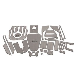 Hobie Hobie Mat Kit for Hobie Pro Angler 14 - Gray/Charcoal
