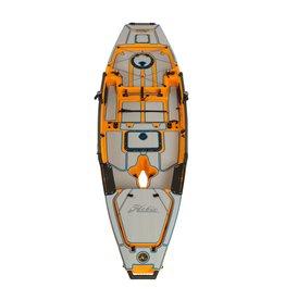 Hobie Hobie Mat Kit for Hobie Pro Angler 12 - Titanium/Blue
